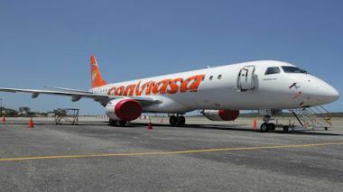 Conviasa reactiva paulatinamente vuelos nacionales