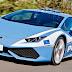 イタリア警察に新たなランボルギーニのパトカー「ウラカン・ポリツィア」が納車!