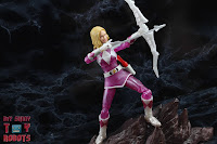 Lightning Collection Mighty Morphin 'Metallic' Pink Ranger 50
