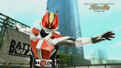 Kamen Rider: Battride War Genesis