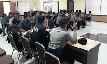 Polres Sanggau Asah Kemampuan Anggota Cyber Troops