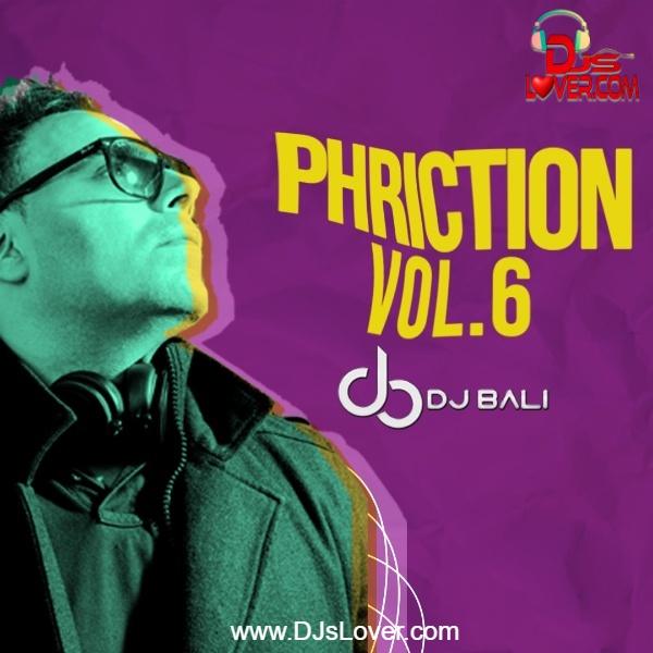 Phriction Vol.6 DJ Bali Sydney Bollywood song