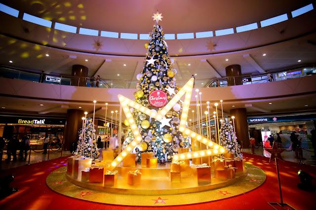 SM CITY MARILAO LIGHTS GOLDEN STAR OF HOPE, CELEBRATES LOCAL