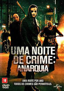 Uma Noite de Crime: Anarquia - BDRip Dual Áudio