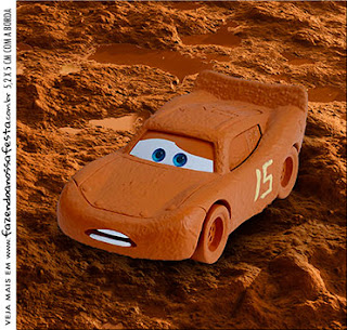 Cars 3: Free Printable Candy Bar Labels