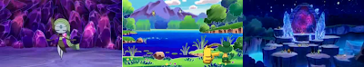 Pokémon - Temporada 15 - Corto 1: La Serenata De Luz De Luna De Meloetta (Subtitulado)