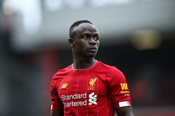 Liverpool Pagari Sadio Mane dari Madrid