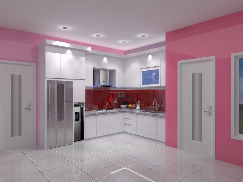 Desain Kitchen Set Minimalis Yang Cocok Untuk Rumah Anda Mozaik Furniture