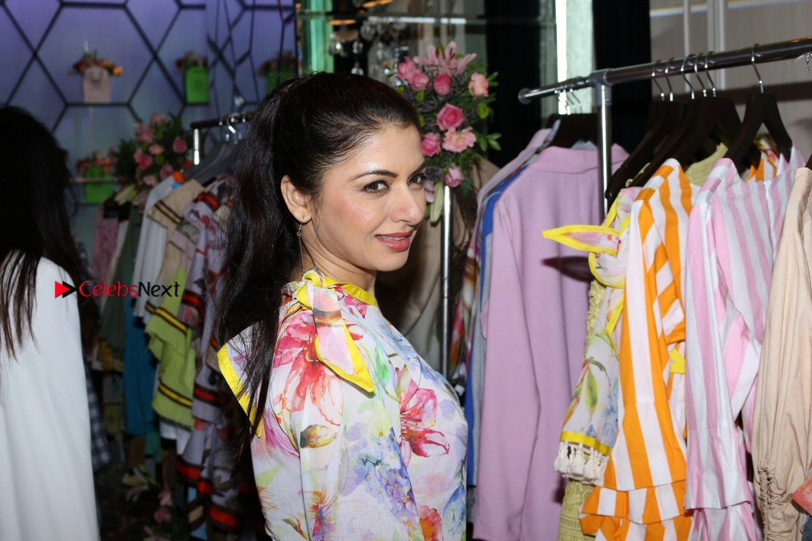 Designer Maheka Mirpuri's Summer Coll Preview With Sunny Leone