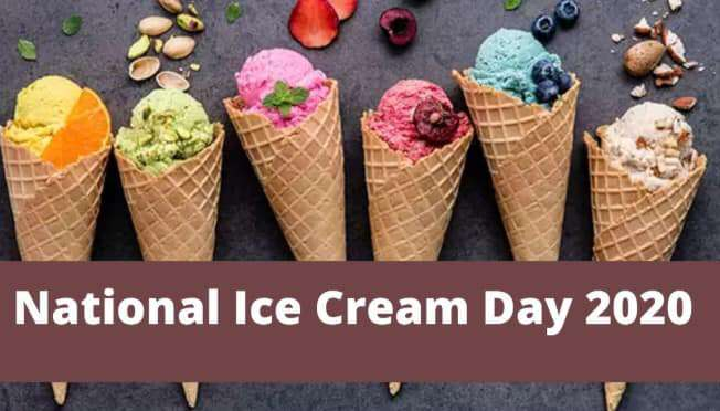 National Ice Cream Day Wishes Pics
