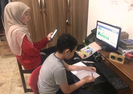 Lima Aplikasi Daring/Belajar di Rumah Gratis