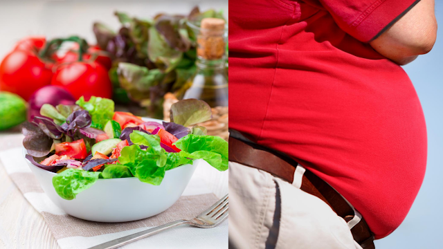 menu diet mengecilkan perut