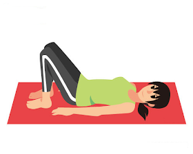 放鬆臀部改善腰痛、生理痛,還可瘦下半身!