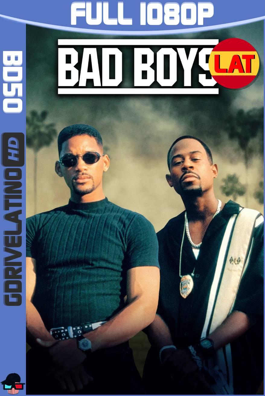 Bad Boys (1995) BD50 1080p Latino-Ingles ISO