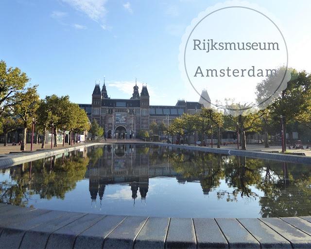 Rijksmuseum di Amsterdam