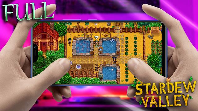 Stardew Valley (Full) v1.4.5.151 Para Teléfonos Android [Apk]