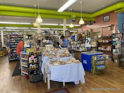 interior of Cunha's Country Store In Half Moon Bay, California