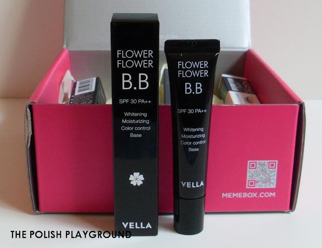 Memebox Special #43 K-Style 3 Unboxing - Vella Flower Flower B.B