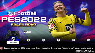 FOOTBALL 2022 PPSSPP ANDROID ATUALIZADOS & KITS 2022