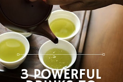 3 Powerful Drinks To Reduce Your Blood Pressure