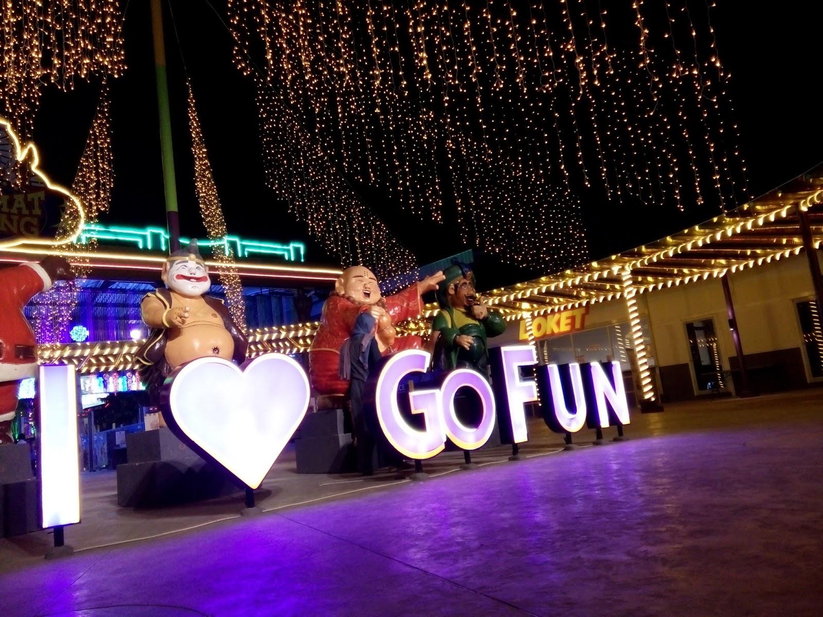 Penuh Ceria di Go Fun Bojonegoro