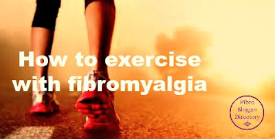 exercising with fibromyalgia
