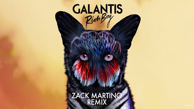 Galantis - Rich Boy ( Zack Martino #Remix )