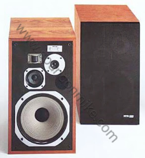 Speaker 4 way