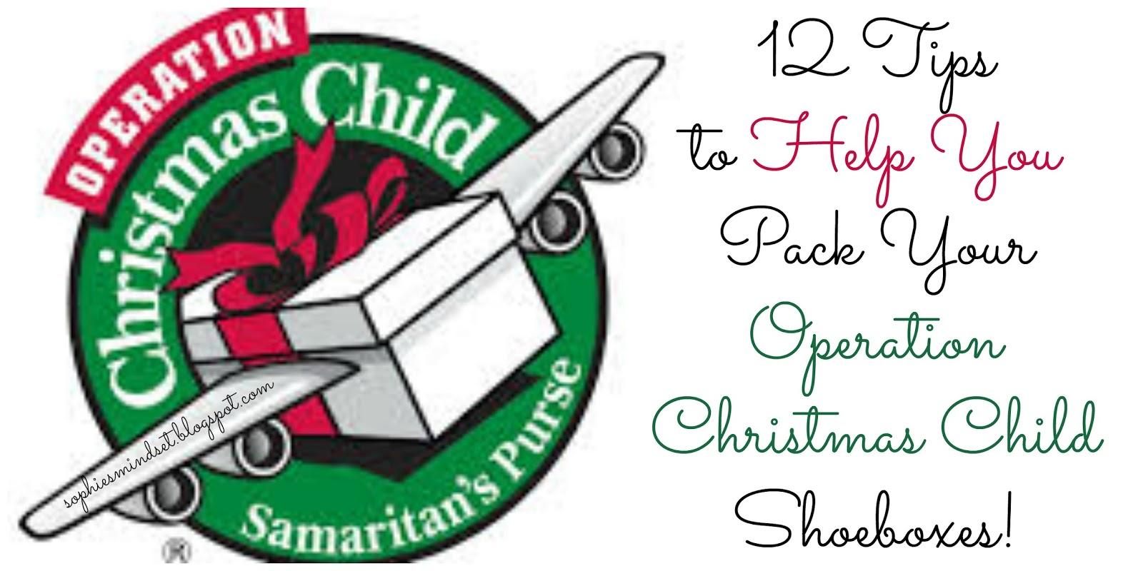 Operation Christmas Child Shoebox Clip Art.Sophie S Mindset 12 Tips For Operation Christmas Child