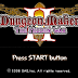 Dungeon Maker The Hidden War PSP ISO PPSSPP Free Download