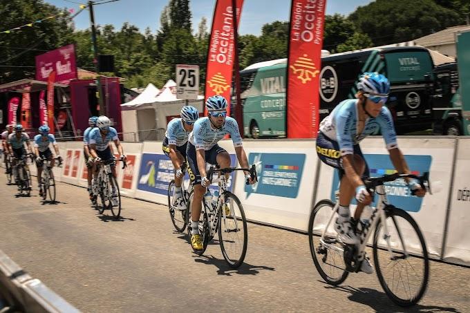 El ciclista jienense, Javi Moreno, ficha por el equipo de MTB Cleardent - Sport Bike - Clínica Luis Baños