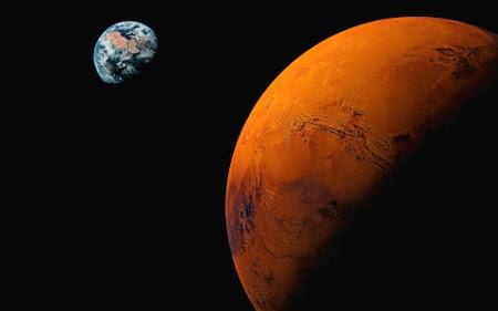 Terra e Vênus