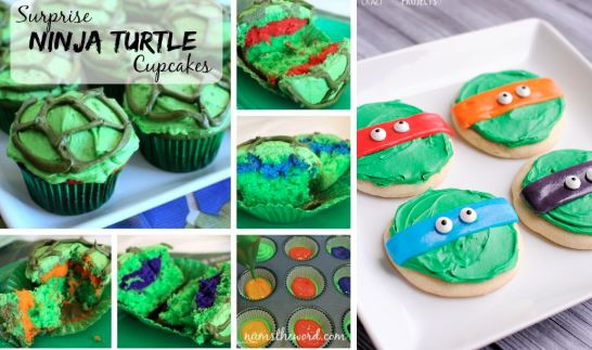 Ninja Turtles Recipes