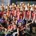 """2° ensaio de rua da Escola de Samba Vermelho e Branco """"A GRANDE FAMILIA"""""""