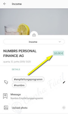 N26 Numbrs app android ios bónus