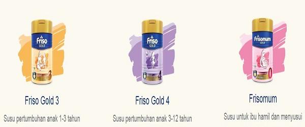 Susu Friso Gold untuk Ibu Hamil dan Anak