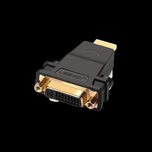 Đầu đổi HDMI->DVI-I Ugreen 20123