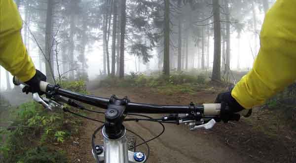 bagaimana bersepeda gunung dapat meningkatkan kesehatan mental anda