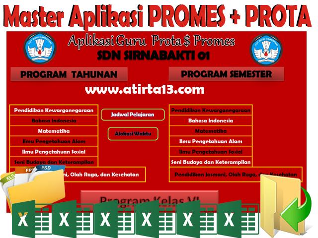 Download Prota Promes PAI KTSP Kelas 1, 2, 3, 4, 5 dan 6 SD
