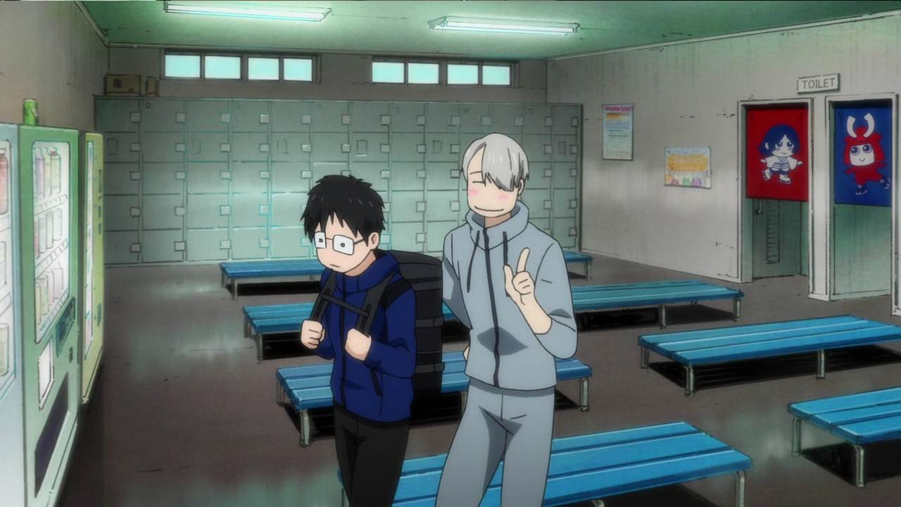 Yuri on Ice cap 4 sub español