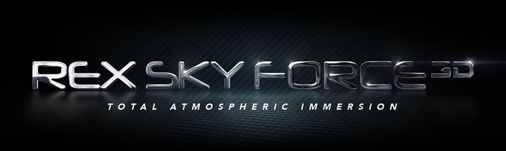 P3DV4] REX SkyForce 3D ~ ᴍᴇɢᴀᴅᴅᴏɴs ®