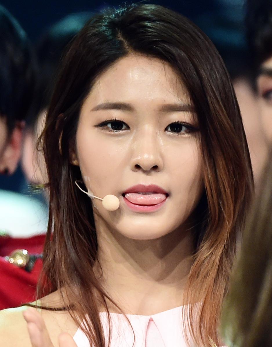 seolhyun AoA dating beste middelbare leeftijd dating site