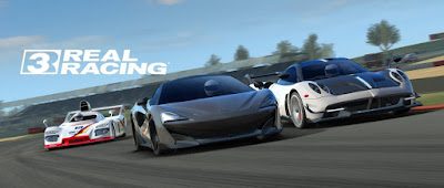 Real Racing 3 Latest MOD ( Unlimited Money)