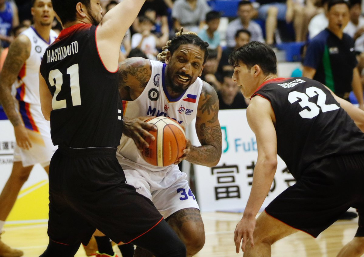 Mighty Sports Philippines def. Japan, 94-59 (REPLAY VIDEO) Jones Cup 2019