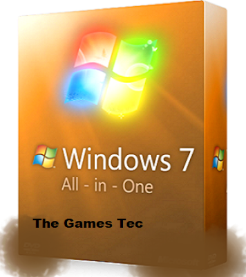 Windows 7 All in One Jan 2019 Download