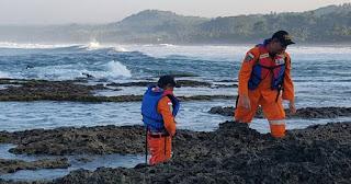 Lima Siswa yang Hilang Terseret Ombak Saat Wisata Usai Ujian, 2 Belum Ditemukan