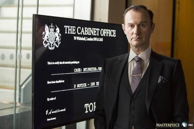 La cuarta temporada de Sherlock enseña nuevas imágenes 6