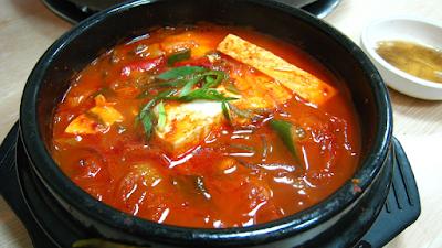 Resep Makanan Korea Yang Mudah