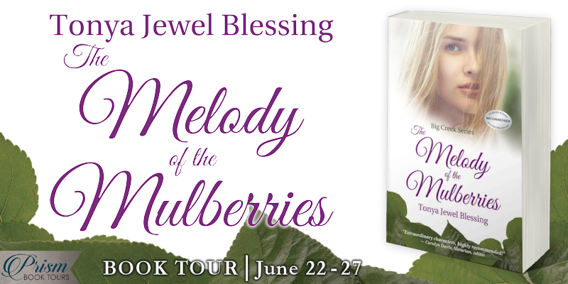 It's the Grand Finale for THE MELODY OF THE MULBERRIES by Tonya Jewel Blessing! #MMPrism