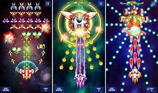 تحميل لعبة للاندرويد Space Shooter Galaxy Attack 1.336.apk افضل العاب الاندرويد مجانا